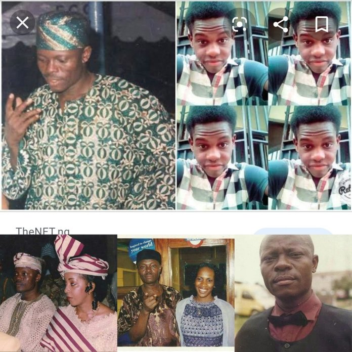Gbenga Adeboye's Son Remembers Late Dad After 17 Years