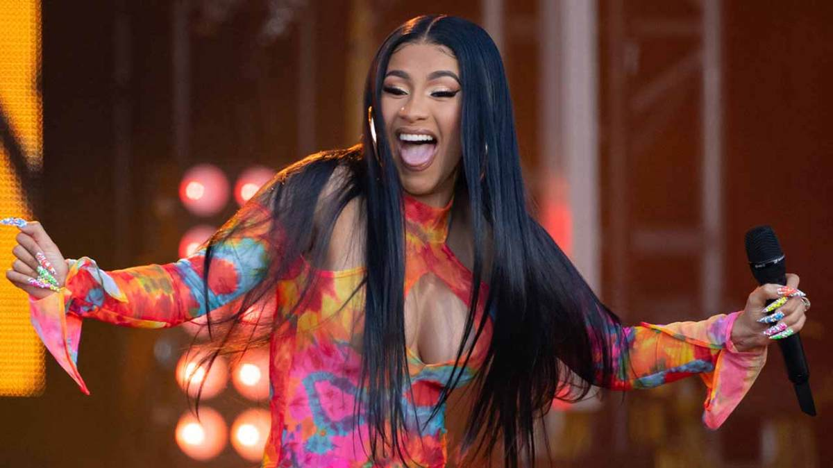 Cardi B Receives Expensive Mother's Day Gifts From Offset