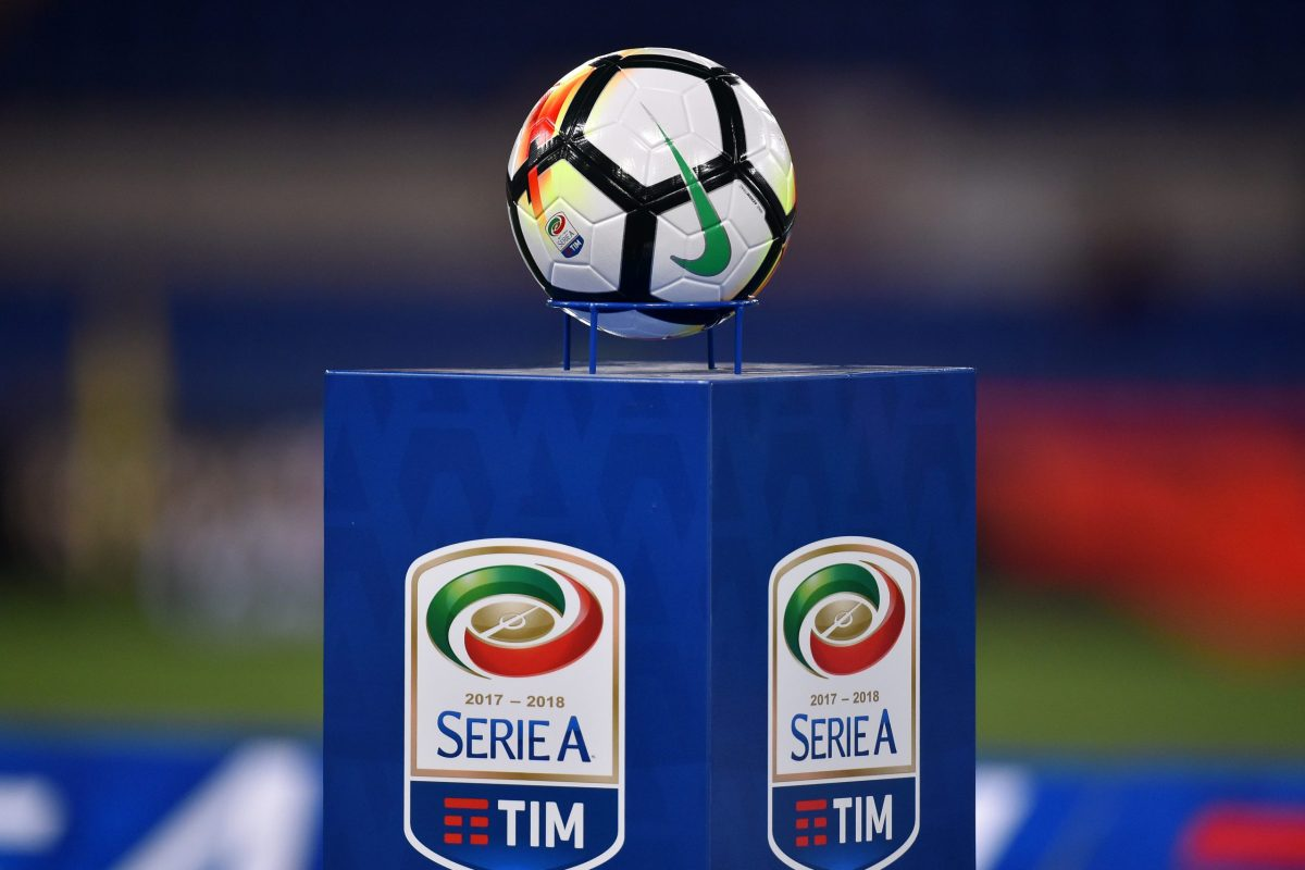 Italian Serie A Finally Gets Resumption Date