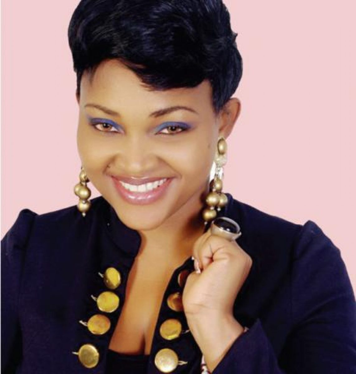 Actress, Mercy Aigbe Shares Lovely Photo With Her Mum