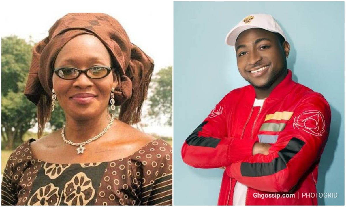 'Anything I Say About Davido Or Tacha Should Be Considered As News' – Kemi Olunloyo