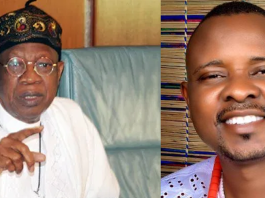 Rotimi Jolayem and Lai Mohammed