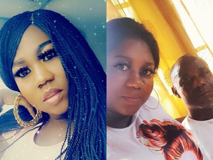 collage 30 - Two Nigerian Actresses Who Lost Their Dads This Week