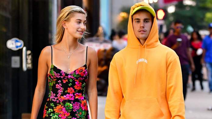 eto aol bieber baldwin 100218 - Justin Bieber Promises Hailey Baldwin Eternal Love