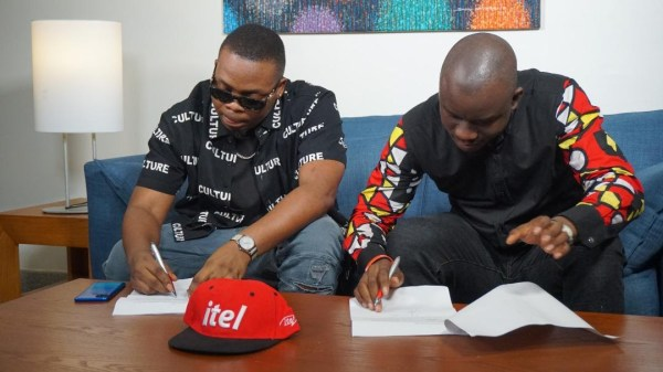 itel Mobile Unveils Olamide As Brand Ambassador, Sets New Targets