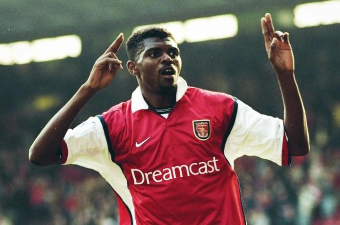 KANU Nwankwo at Arsenal