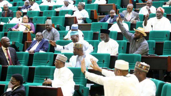 House Of Reps Adjourns Till Sept 14