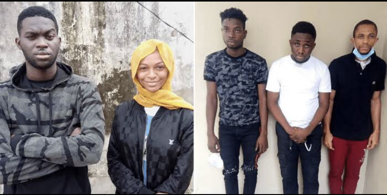 EFCC Arrests Social Media Influencer, Four Others For Internet Fraud