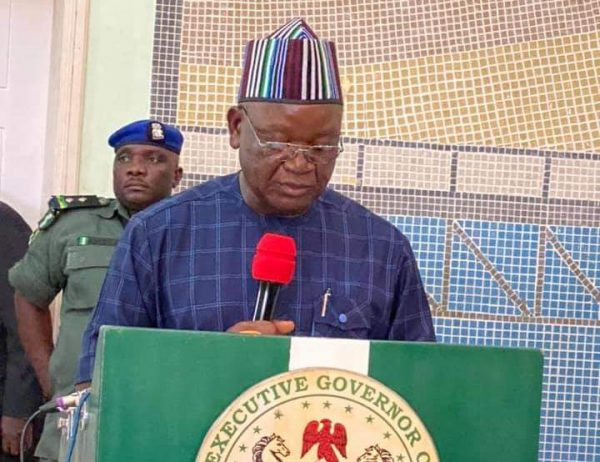 Attempt On Governor Ortom's Life A Shock And Rude Awakening – NGF