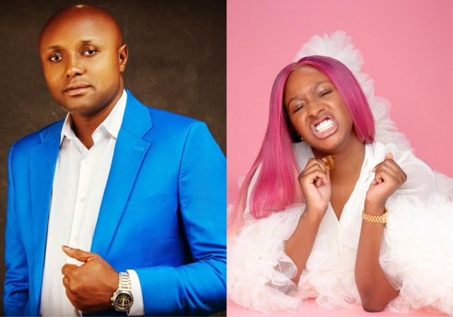 Israel DMW Addresses Those Mocking Him For Apologizing To DJ Cuppy