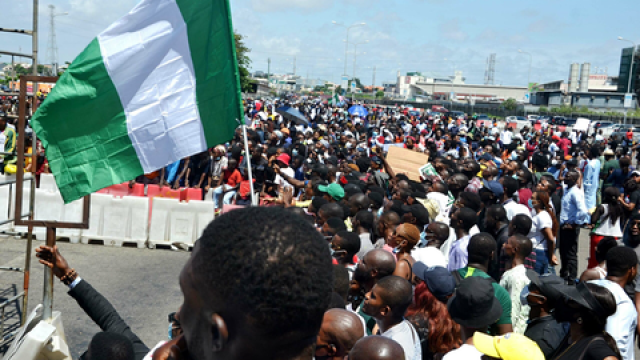 BREAKING: #DefendLagos Withdraws From Lekki Tollgate Protest