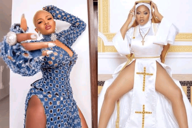 BBNaija's Cindy Knocks Toyin Lawani's Critics