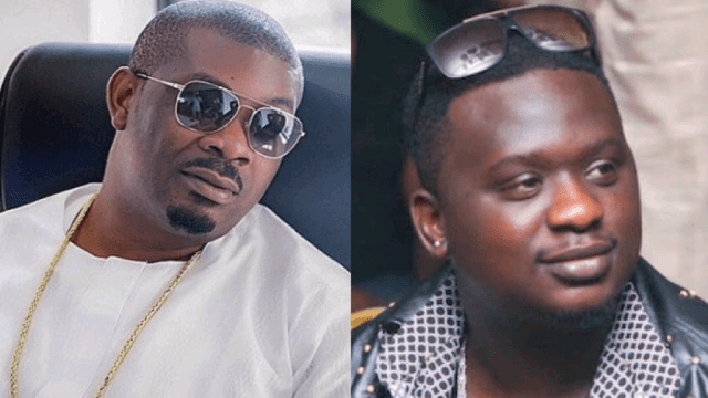 Singer Wande Coal, Don Jazzy