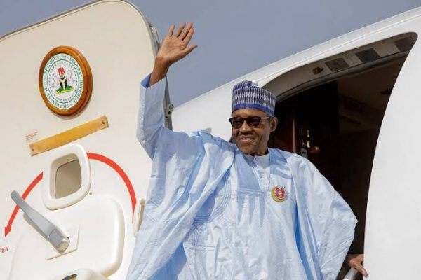 I Am Resting In London, Says Buhari