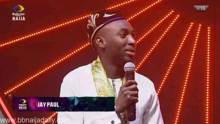 """#BBNaija 2021: """"Mentally, I am rooting for Saskay but socially I am rooting for Cross"""" - JayPaul reveals who He wants to win Big Brother Nigeria Season 6"""