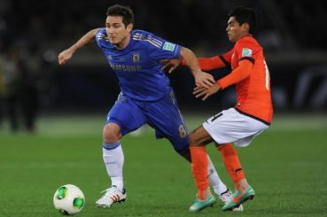 Lampard: Could Be Shipped Out Of Chelsea At End Of Season
