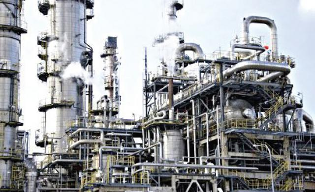 file photo: Port Harcourt refinery