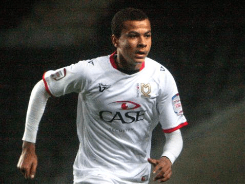 Bamidele Ali Signed New Contract With MK Dons in September 2014.