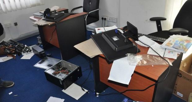 APC Data Centre