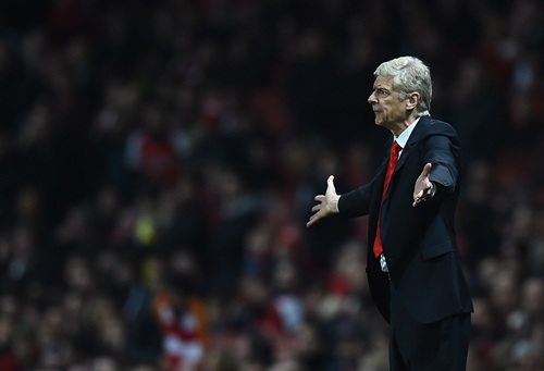 Why Not: Arsenal Can Build Momentum Says Wenger. Image: Getty.