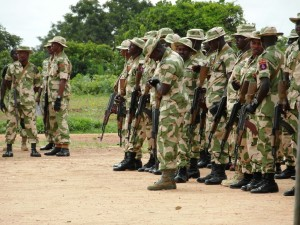 ARMY-COUNTER TERRORISM