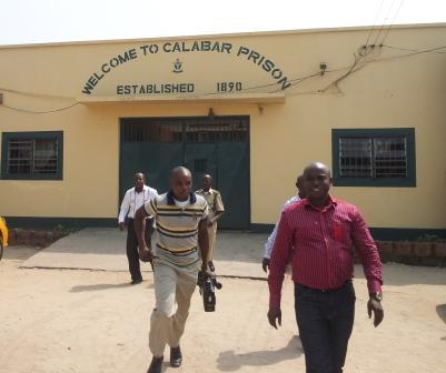 Calabar prisons