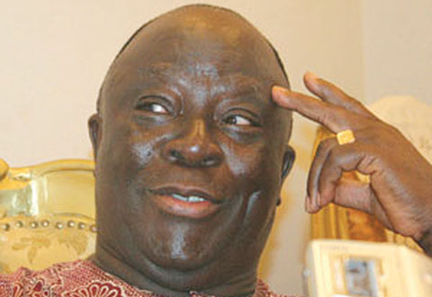 Number of people who have died under Buhari more than those of civil war - Adebanjo