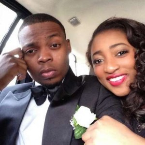Nigerian-rapper-Olamide-and-his-baby-mama-and-girlfriend-Adebukunmi-Suleiman