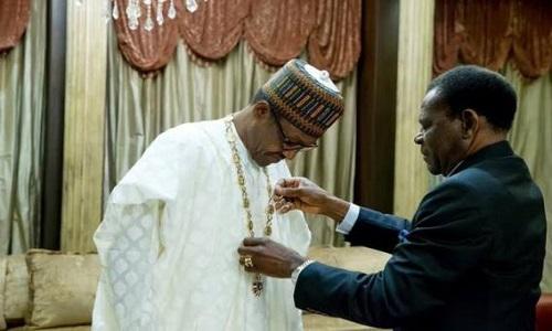 Muhammadu Buhari-Teodoro Obiang Nguema Mbasogo