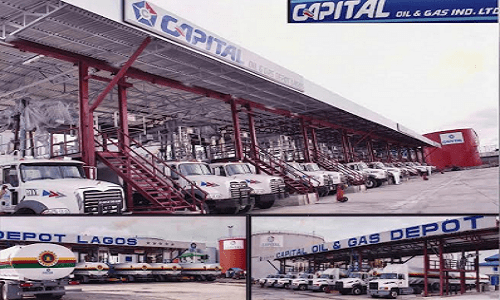 capital oil and gas