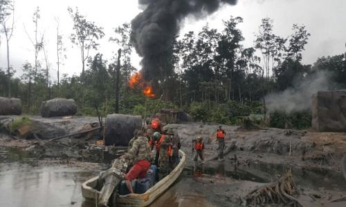 troops-niger delta