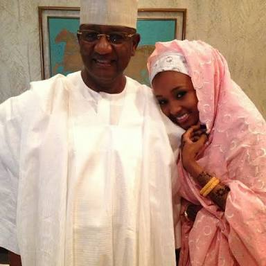 Before giving out his daughter, Rukky to Usman Dantata