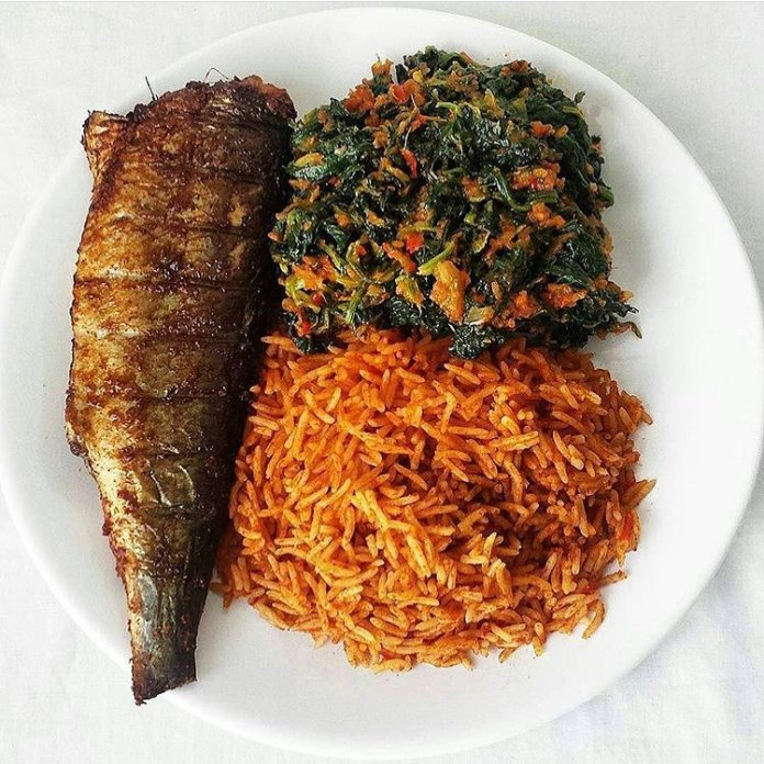 "Scary!!! Man dies after eating food from ""mama put"""