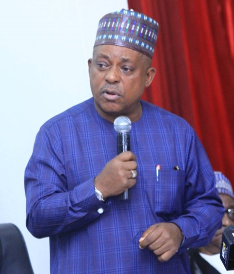 PDP National Chairman, Uche Secondus