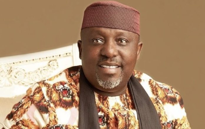"""How The evil I feared in the PDP has befallen me ten times in the APC'' - Rochas Okorocha"