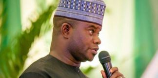 """""""I am the Governor today and Insha Allah, l will return back as the Governor for another four years"""" - Yahaya Bello"""