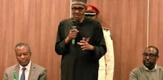 Buhari Finally Respond to Speculations On Being Cloned By 'Jubril from Sudan'