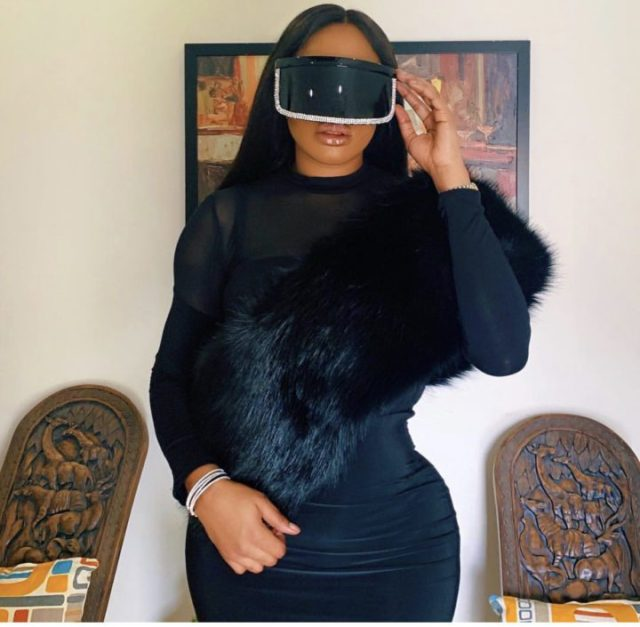 Nollywood actress Chika Ike looks unbelievably sexy in new photo