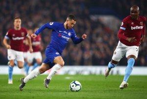 hazard tops premier league goals and assist
