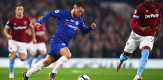 hazard tops premier league goals and assist
