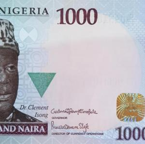Woman's Signature Appears On Naira For The First Time In 59-years