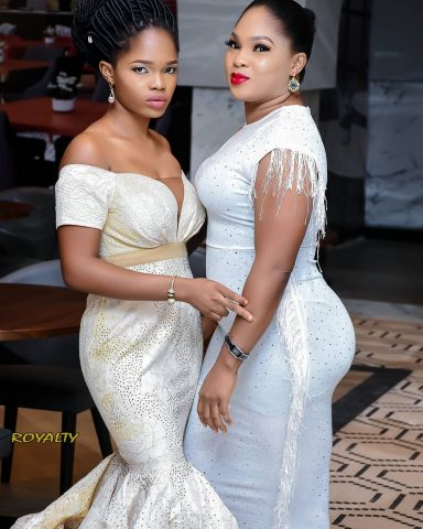 These Photos of Regina Chukwu and her daughter as she turns 18 is downright beautiful