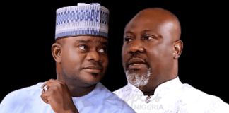 Yahaya Bello is so disrespectful - Senator Melaye