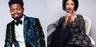 Internet Would Be Peaceful If Networks Start Checking The Mental State Of Peeps Before They Can Buy Data - Basket Mouth Slams Tonto Dikeh
