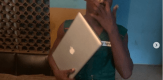Popular Instagram comedian Funny Toheeb arrested and labelled a Yahoo boy