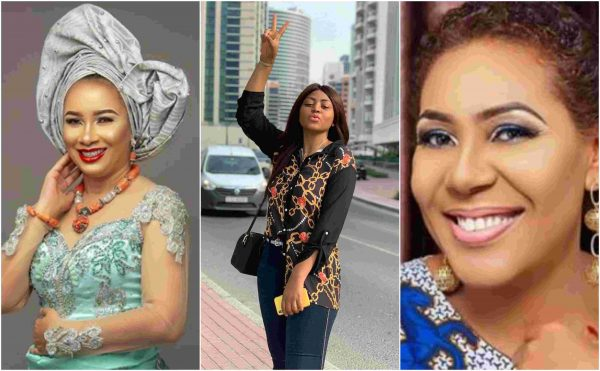 'You are vindictive and vile' - Ibnabo Fiberesima blasts Shan George over Regina Daniels