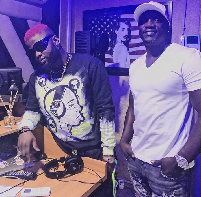Skales and Akon