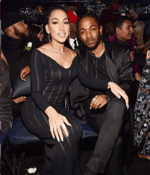 Rapper Kendrick Lamar And His Fiance Welcome Their First Child Together