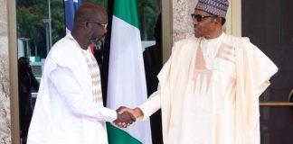 Weah and Buhari