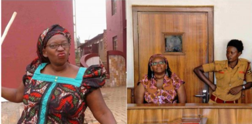 Stella Nyanzi Jailed For Writing A Poem About Vagina